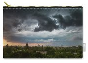 Dangerous Stormy Clouds Over Warsaw Carry-all Pouch