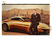 Daniel Craig As James Bond Carry-all Pouch