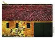 Danish Barn Watercolor Version Carry-all Pouch by Steve Harrington