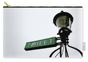 Danish Toilet Sign Carry-all Pouch