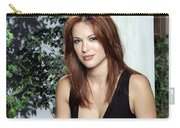 Danneel Ackles Carry-all Pouch