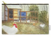 Dan's Chickens Carry-all Pouch