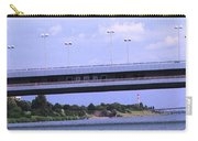 Danube River Bridges Carry-all Pouch
