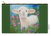 Flying Lamb Productions     Daphne Star In The Tall Grass Carry-all Pouch