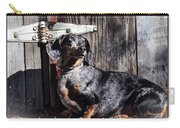 Dapple Dachshund Carry-all Pouch