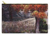 Dappled Fence Carry-all Pouch