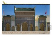 Dar-el-makhzen The Royal Palace Carry-all Pouch