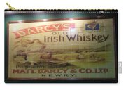 D'arcy's Old Irish Whiskey Carry-all Pouch