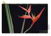 Daring Heliconia Acuminata Carry-all Pouch