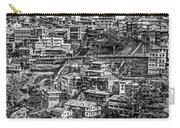 Darjeeling Monochrome Carry-all Pouch