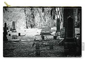 Dark As The Grave Carry-all Pouch