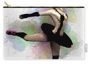 Dark Ballerina  Carry-all Pouch
