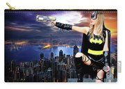 Dark City Of The Bat Carry-all Pouch