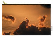 Dark Clouds Looming Carry-all Pouch