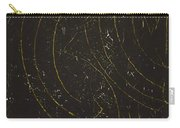 Dark Energy With Lighting Carry-all Pouch