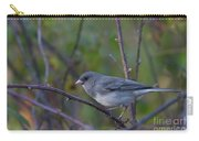 Dark-eyed Junco - 4077-2 Carry-all Pouch