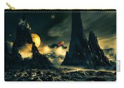Dark Planet Carry-all Pouch by Bob Orsillo