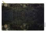 Dark Reflection Carry-all Pouch