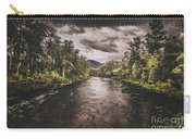 Dark River Woods Carry-all Pouch