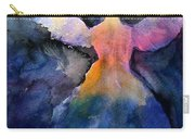 Dark Skies Angel Carry-all Pouch