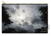 Dark Sky Clouds Carry-all Pouch