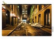 Dark Street Carry-all Pouch