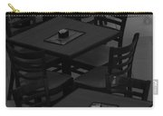 Dark Tables Carry-all Pouch