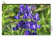 Lupin Flower Carry-all Pouch