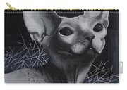 Darkness Cat Carry-all Pouch