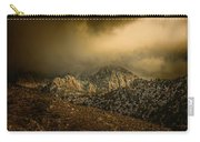 Darkness Falls Over The Sandias Carry-all Pouch