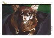 Darla Chihuahua  Carry-all Pouch