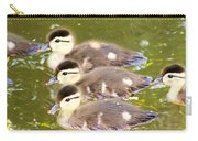 Darling Ducklings  Carry-all Pouch