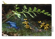 Dart Frogs On The Move Carry-all Pouch