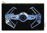 Darth Vaders Tie Figher Advanced X1 Tee Carry-all Pouch