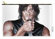 Daryl Dixon Fanart Carry-all Pouch