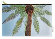 Date Palm In The City Carry-all Pouch