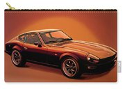 Datsun 240z 1970 Painting Carry-all Pouch