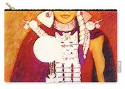 Daughter Of The Bright Sun - Kushe Carry-all Pouch