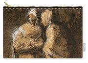 Daumier: Virgin & Child Carry-all Pouch