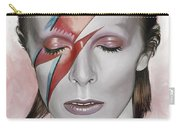 David Bowie Artwork 1 Carry-all Pouch