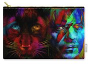 David Bowie - Cat People  Carry-all Pouch