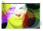 David Bowie Futuro  Carry-all Pouch