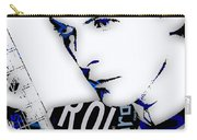 David Bowie Ground Control To Major Tom Carry-all Pouch