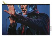 David Bowie Live Painting Carry-all Pouch