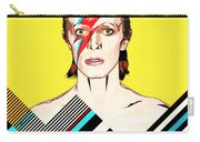 David Bowie Pop Art Carry-all Pouch