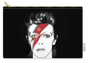 David Bowie Quote Carry-all Pouch