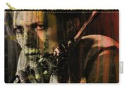 David Bowie / The Man Who Fell To Earth  Carry-all Pouch