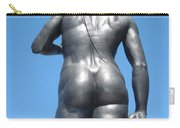 David Buttocks Carry-all Pouch