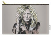 David Coverdale Carry-all Pouch