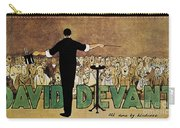 David Devant Poster C1910 Carry-all Pouch